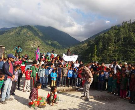 Bajura gears up to stop child marriage