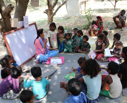 Learning under a Mango Tree