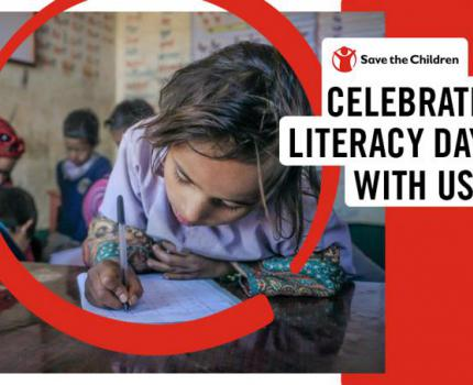 Celebrate Literacy Day with Us