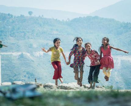 Social Protection for Orphaned Children in Nepal